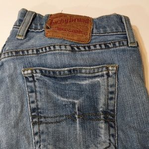 Lucky Brand Jeans Reg inseam Size 6
